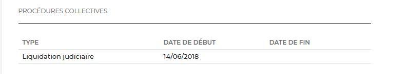 [doublon, fermé] LE CORTEX - Date de liquidation Cortex10