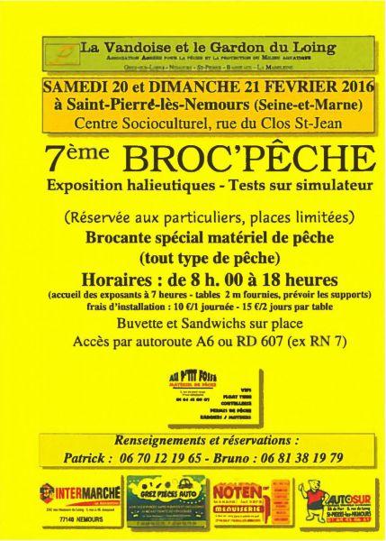 Brocante pêche à Saint Pierre les Nemours 20 et 21 février 2016 St_pie10