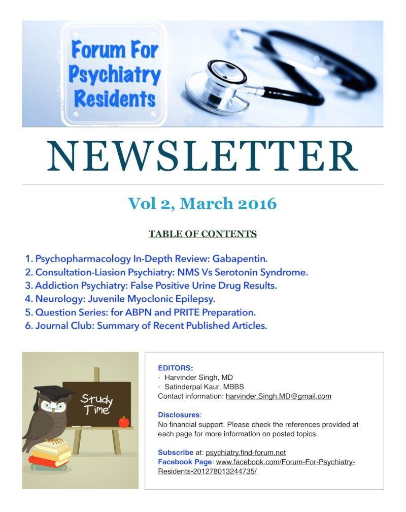 Newsletter Vol 2, March 2016 Screen13