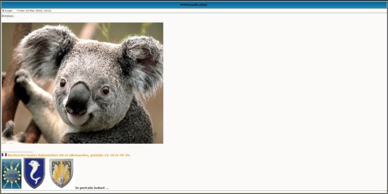 Tutoriel pour héberger et poster une photo/image sur le forum... mise à jour 910