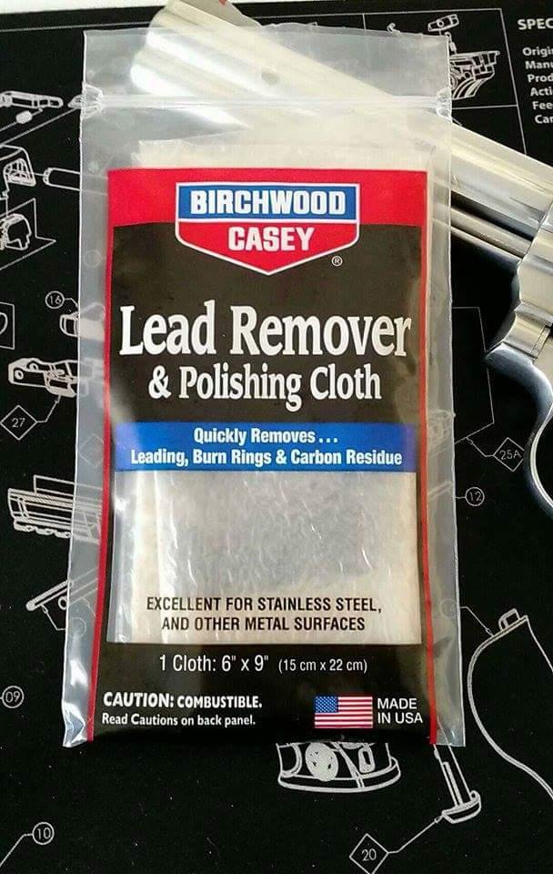 Bon produit pour nettoyer face de cylindres révolvers Receiv11