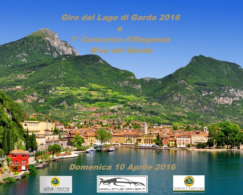 Giro del Lago di Garda e 1° Concorso d'Eleganza Lotus 10 Aprile 2016 - Pagina 6 Locand10