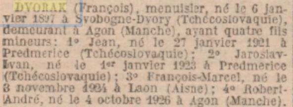 François DVORAK - 2ème DB - Agon  281f8310