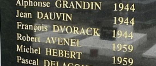 François DVORAK - 2ème DB - Agon  Cc9d3710