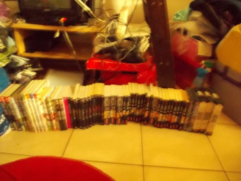 Votre collection manga ! Dscn2014