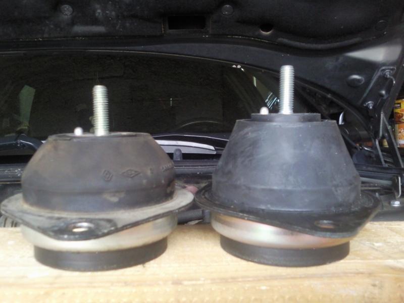 Avis etat support moteur superieur droit. Photo010