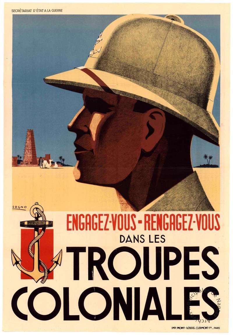 La radio française, archives, les chants militaires et musiques 1410
