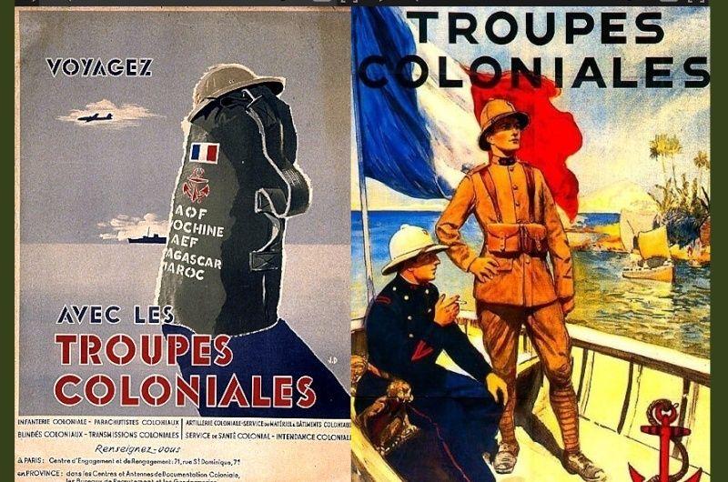 La radio française, archives, les chants militaires et musiques 1510