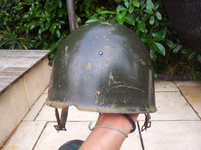 """Tenues parachutiste TAP 47 56 """"Beret Rouge casque lourd et rayban"""" Arrier10"""