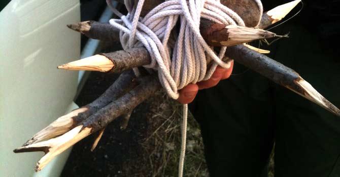 Les pièges en bambou Vietcong (Booby traps) partie 1 Booby-10