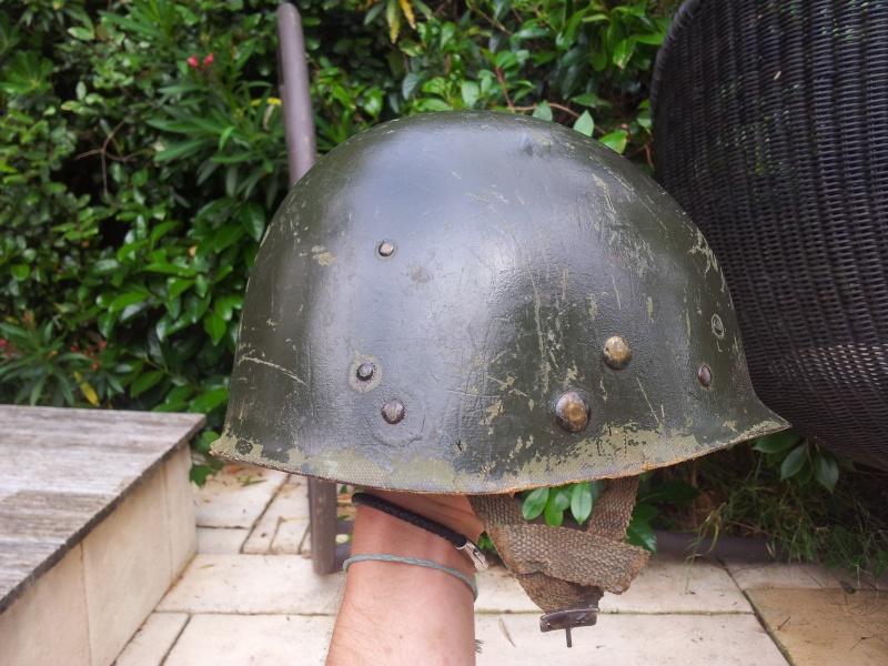 """Tenues parachutiste TAP 47 56 """"Beret Rouge casque lourd et rayban"""" Cote_210"""