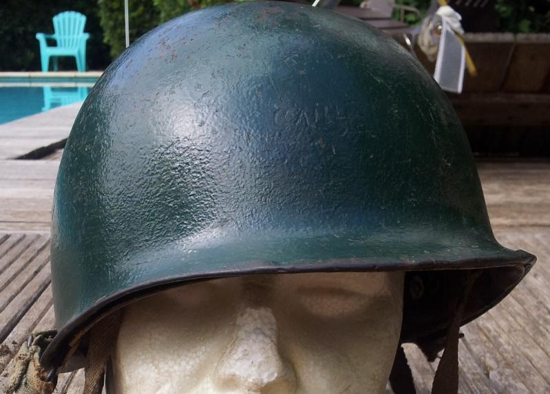 """Tenues parachutiste TAP 47 56 """"Beret Rouge casque lourd et rayban"""" Face_110"""