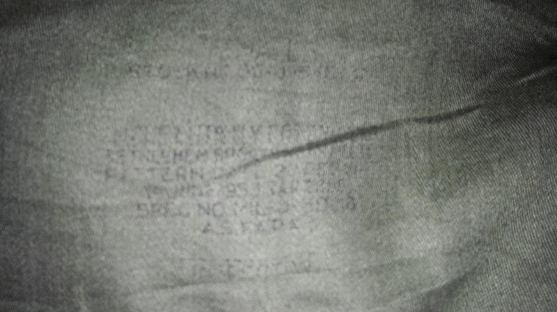 Tenue OG 107 1953 et combinaison 1967 Img_2054