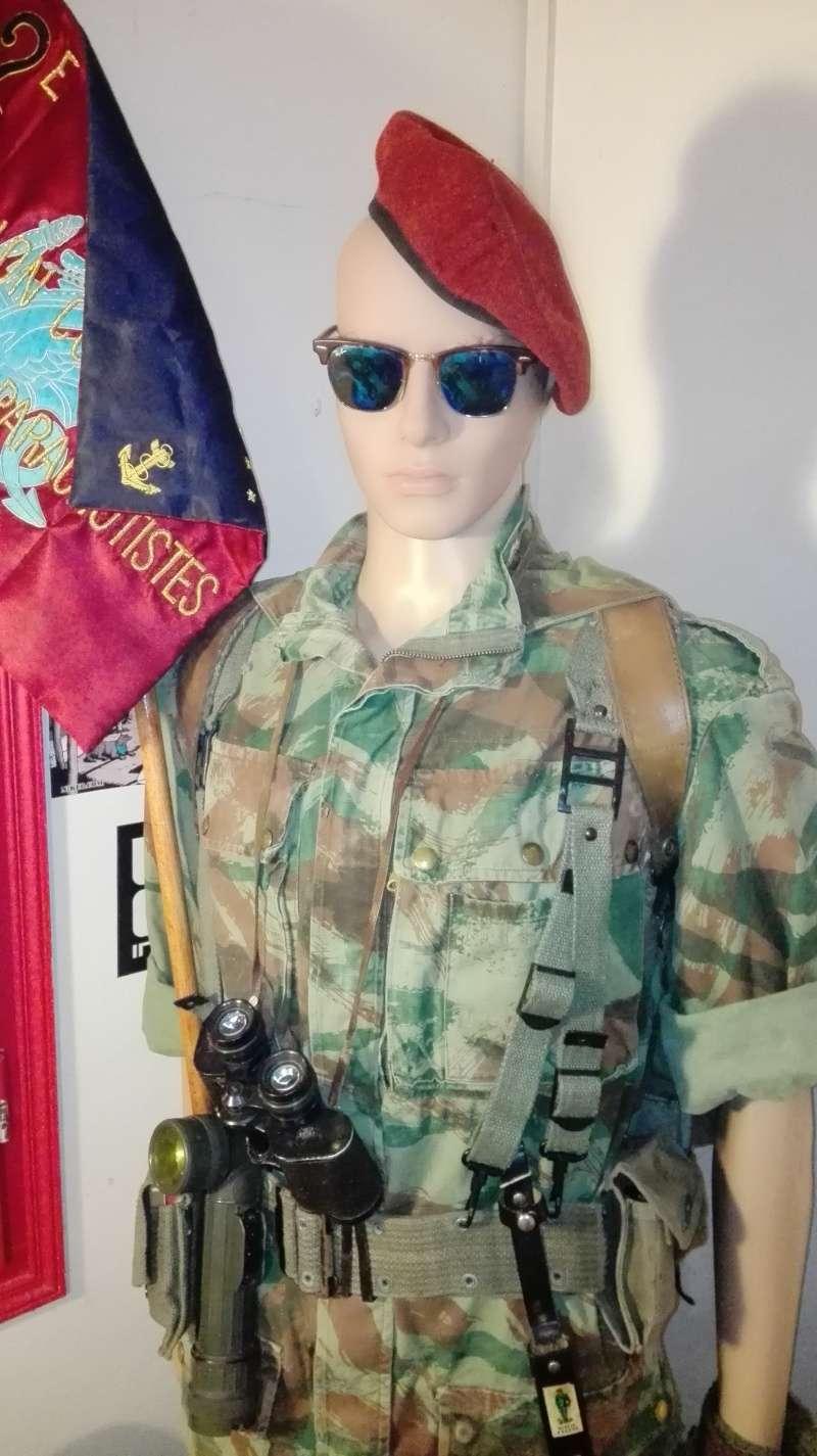 """Tenues parachutiste TAP 47 56 """"Beret Rouge casque lourd et rayban"""" Img_2091"""
