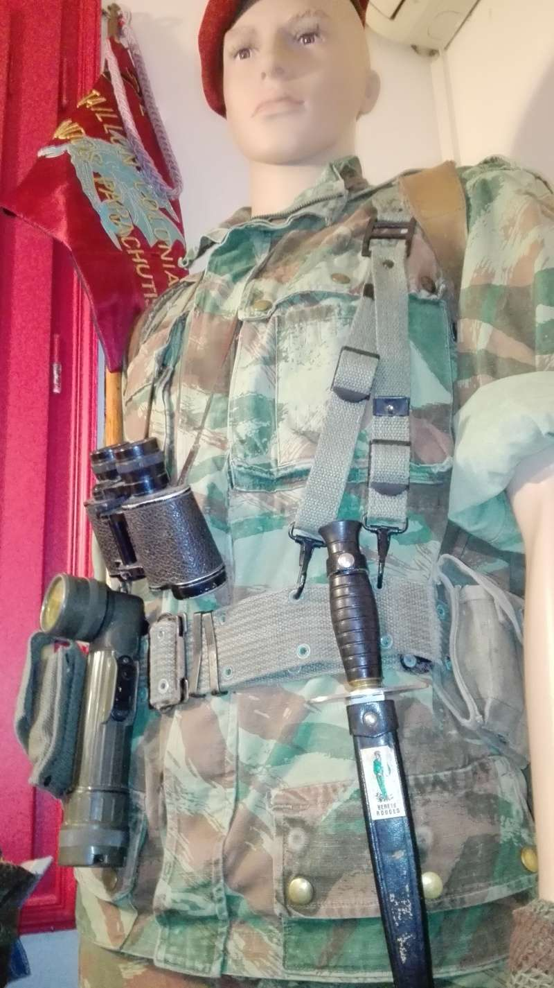 """Tenues parachutiste TAP 47 56 """"Beret Rouge casque lourd et rayban"""" Img_2093"""