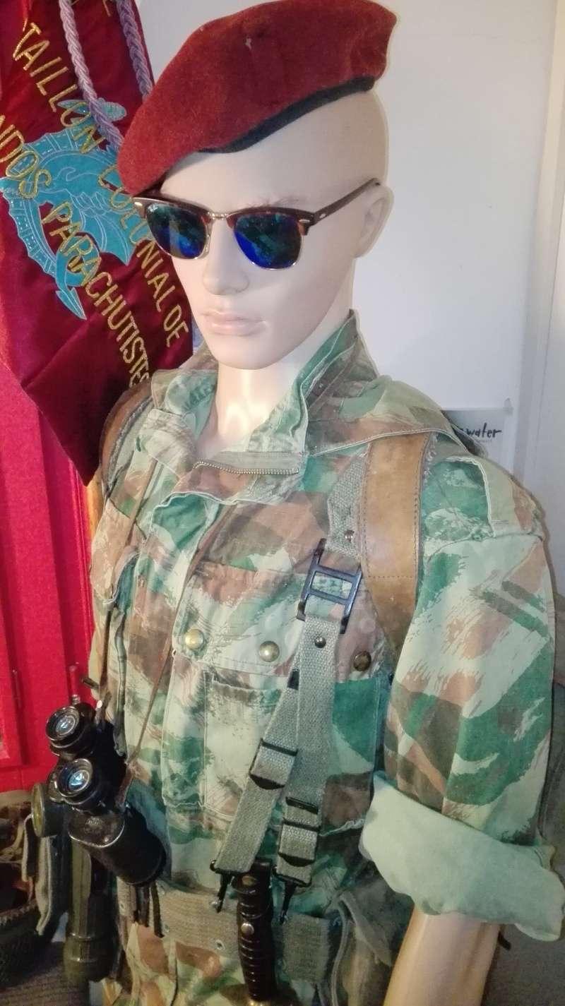 """Tenues parachutiste TAP 47 56 """"Beret Rouge casque lourd et rayban"""" Img_2094"""
