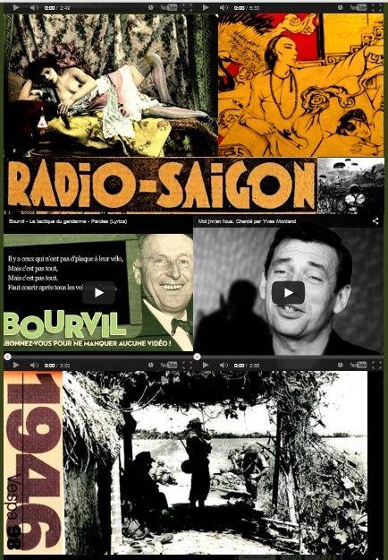 La radio française, archives, les chants militaires et musiques Test10