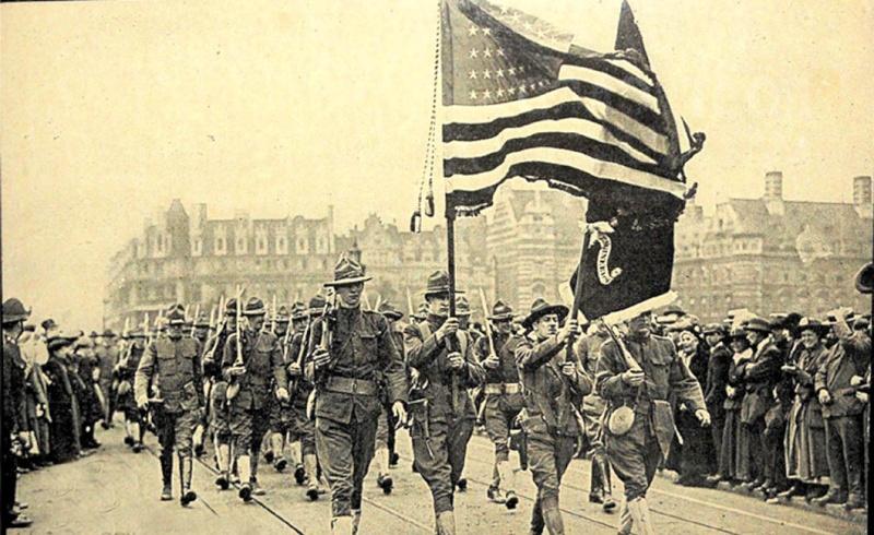 LE MONDE EN GUERRE ET EN MUSIQUE 1914-1918 Troops10