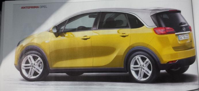 2017 - [Opel] Crossland X [P1MO] - Page 6 20160310