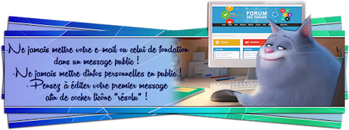 Important: Maintenance Newsletters & Échange de trafic Signch12