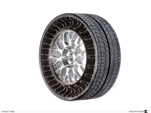 Technologie : le pneu increvable, c'est pour demain  Att00014