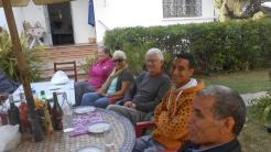 CPM - Quand la convivialité et l'amitié se concrétisent autour d'une table... Dscn4923