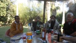 CPM - Quand la convivialité et l'amitié se concrétisent autour d'une table... Dscn4926