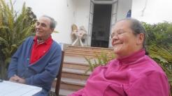 CPM - Quand la convivialité et l'amitié se concrétisent autour d'une table... Dscn4932