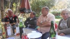CPM - Quand la convivialité et l'amitié se concrétisent autour d'une table... Dscn4933