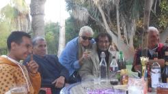 CPM - Quand la convivialité et l'amitié se concrétisent autour d'une table... Dscn4935