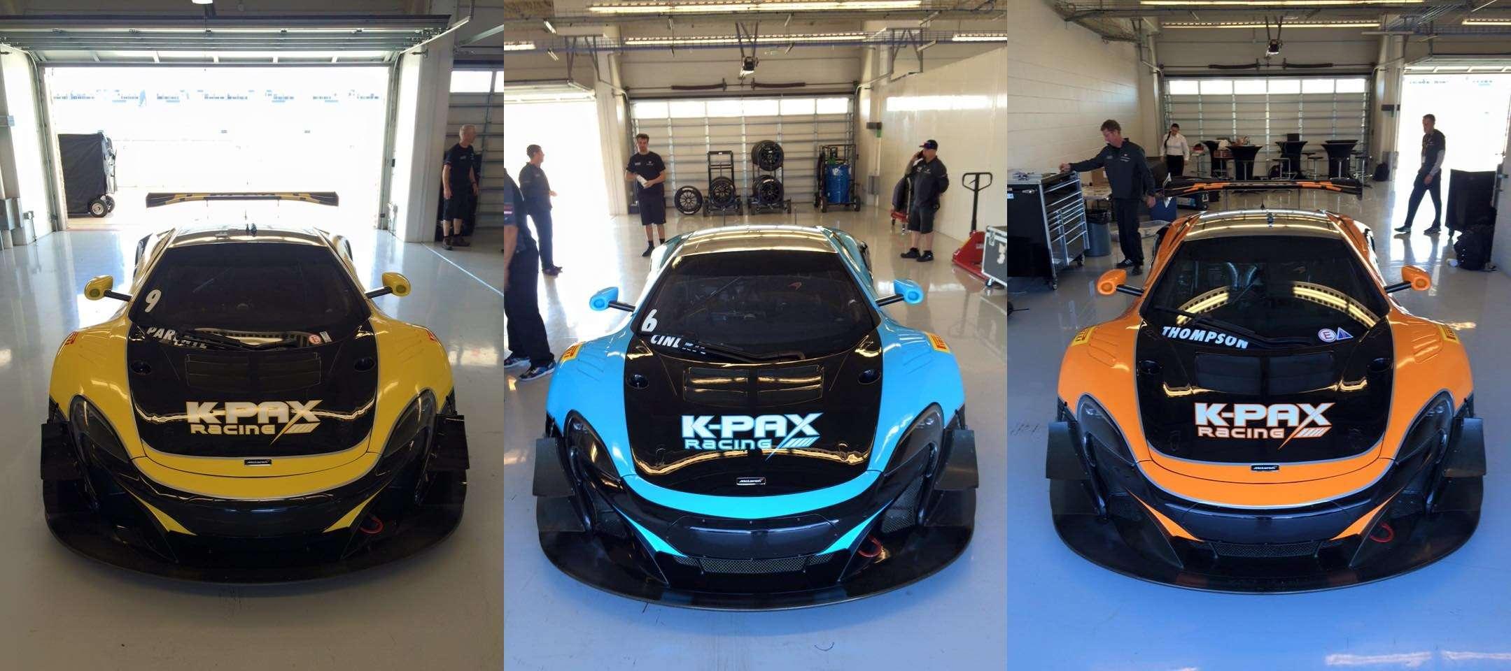 SCE Pirelli World Challenge 2016 - Version 1.1 Released Kpax10