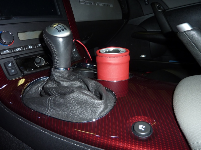 Evo de la C6 Z06 427 Limited Edition de Torch Red  P1040424