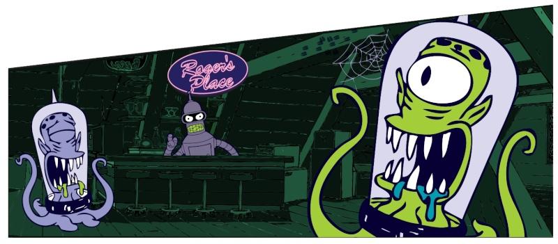 [TERMINE] Pincab de Darklvador, Thème American Dad - Simpson - Futurama - Page 3 2016-013