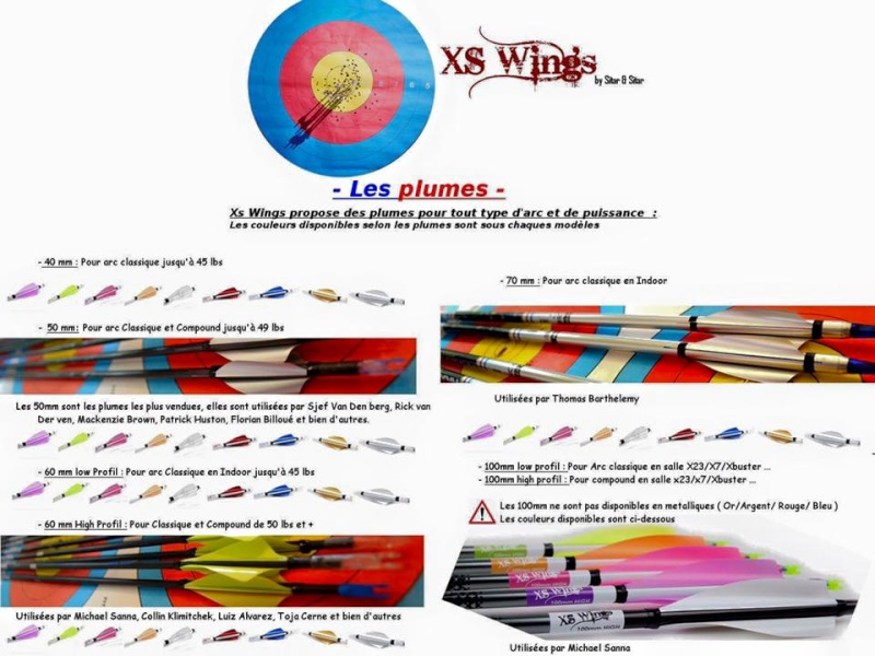 Choix flèches extérieurs en 2016 Xswing10