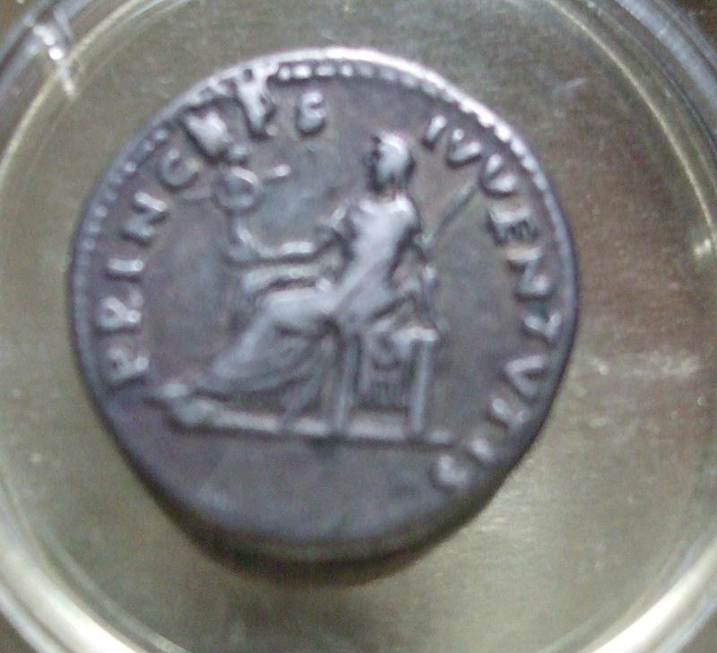 Ventes Héraclius Philippus 10 MONNAIES Denier13