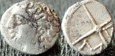 Ventes Héraclius Philippus 10 MONNAIES Obole_11