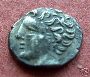 Ventes Héraclius Philippus 10 MONNAIES Obole_12