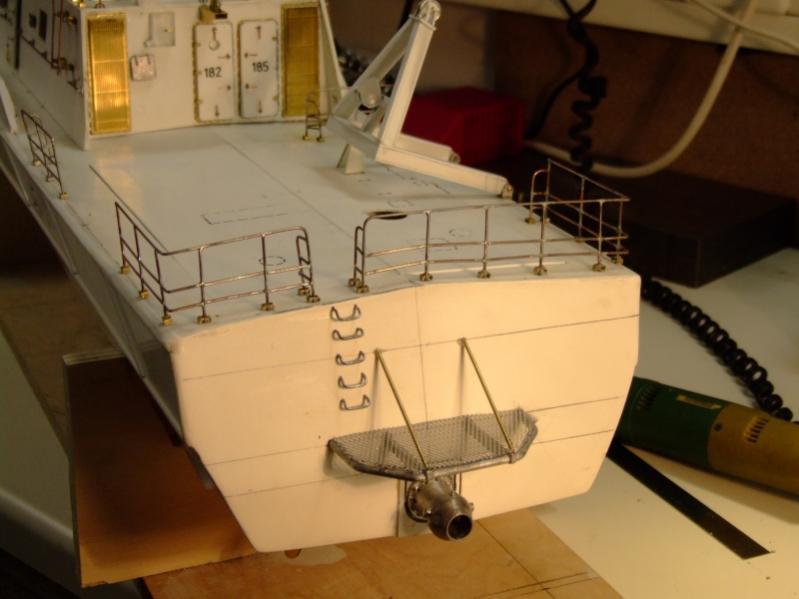 HMCC Patrouilleur Sentinel Cutter  AU 1/40ème de chez Model Slipway  - Page 3 Post-610