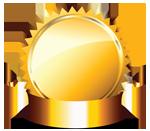 اوسمة ذهبية للمنتديات - Gold Medals - اوسمة بدون كتابة ذهبية 12780512