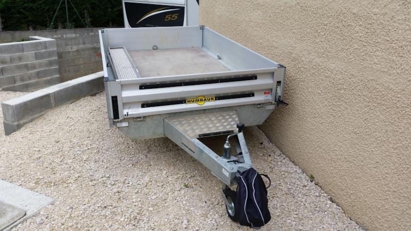 [Vend Remorque Pro Humbaur 750 kg] 20150815