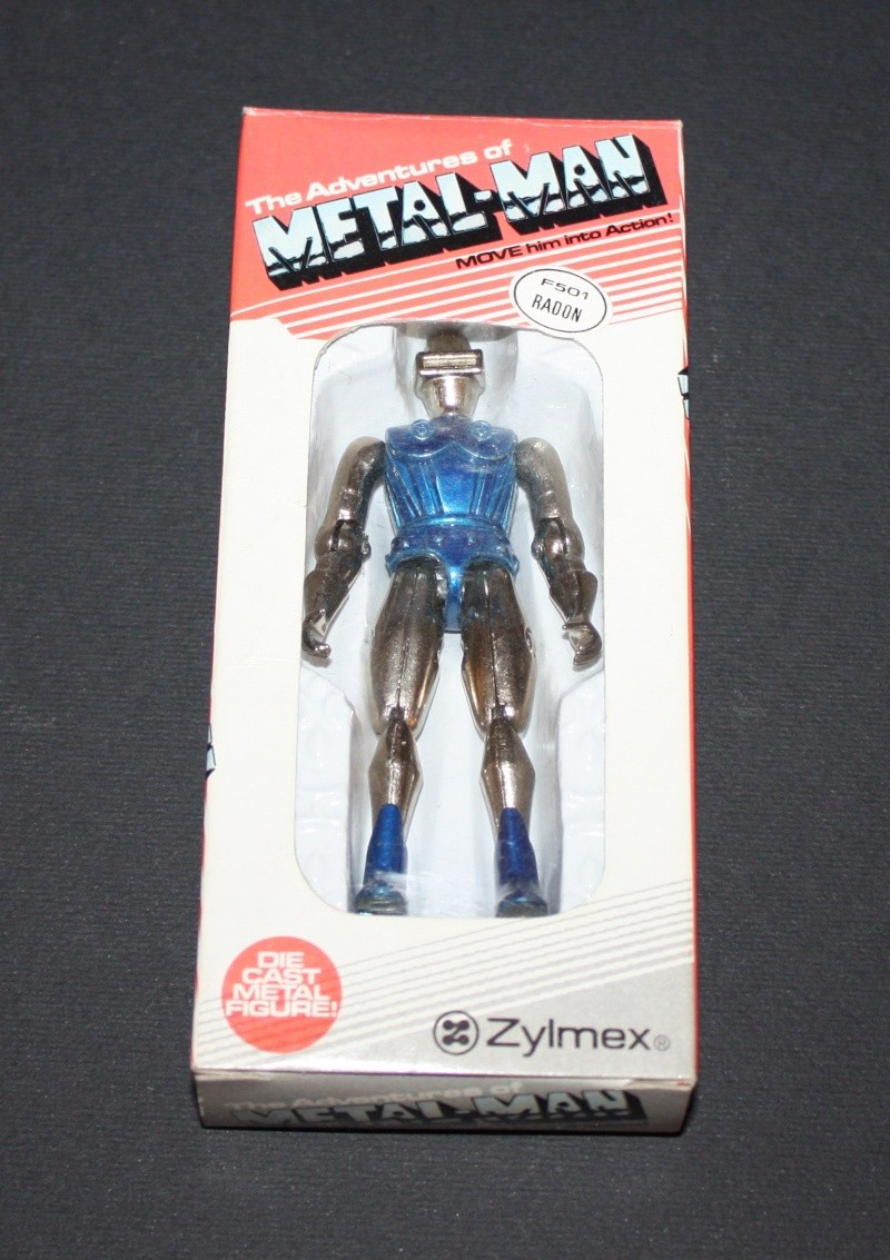 Metal-Man Zylmex 116