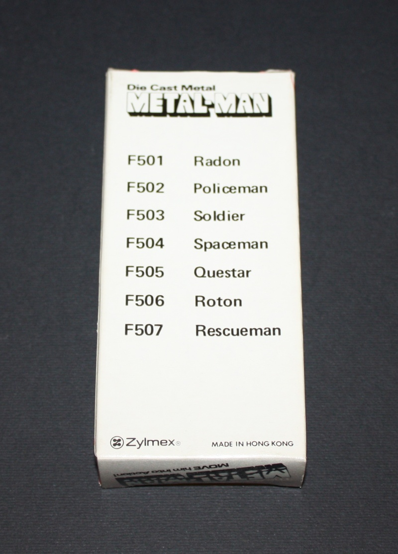 Metal-Man Zylmex 215