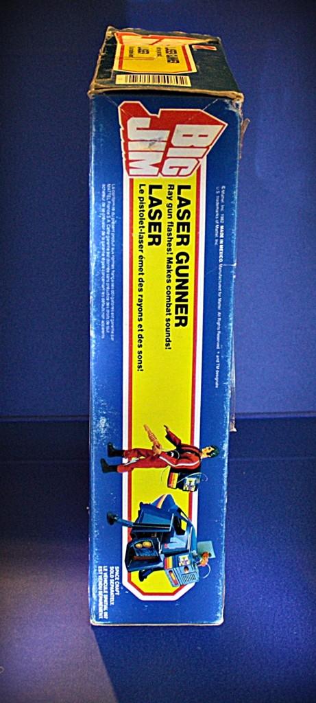 LASER GUNNER No. 4070 S410