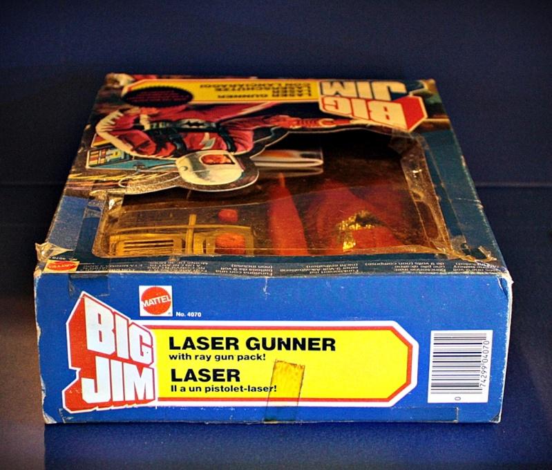 LASER GUNNER No. 4070 S510
