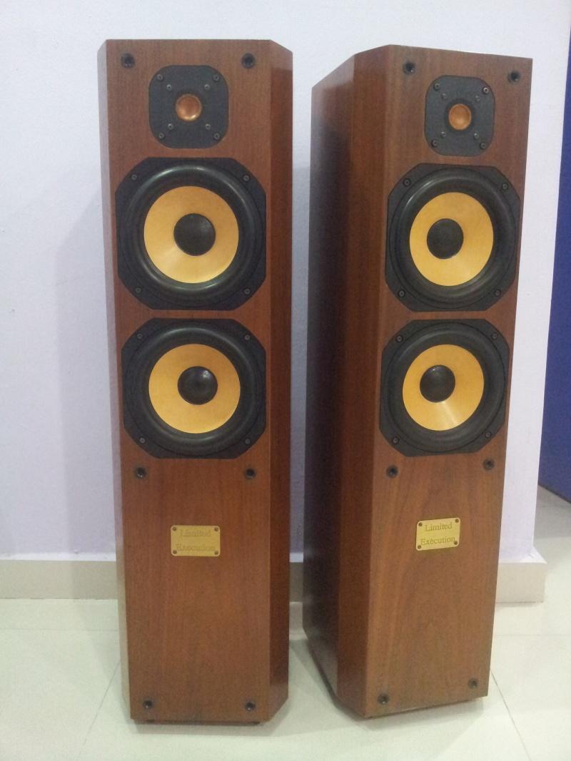 Focal JMLab 702 Odeon K2 limited Execution FRANCE made Floorstanding Speaker (used) 20160223