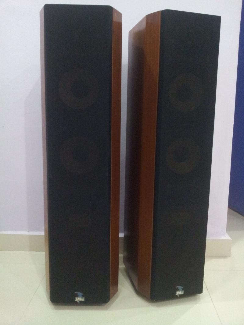 Focal JMLab 702 Odeon K2 limited Execution FRANCE made Floorstanding Speaker (used) 20160224