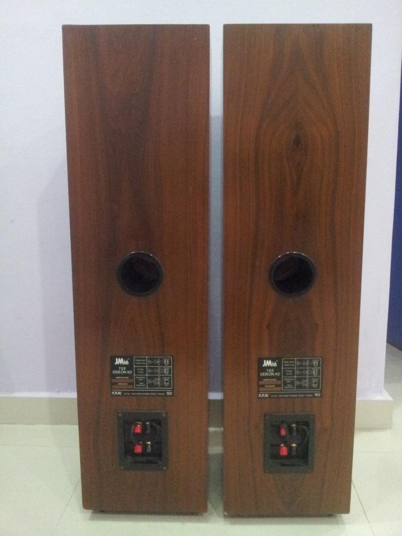 Focal JMLab 702 Odeon K2 limited Execution FRANCE made Floorstanding Speaker (used) 20160227