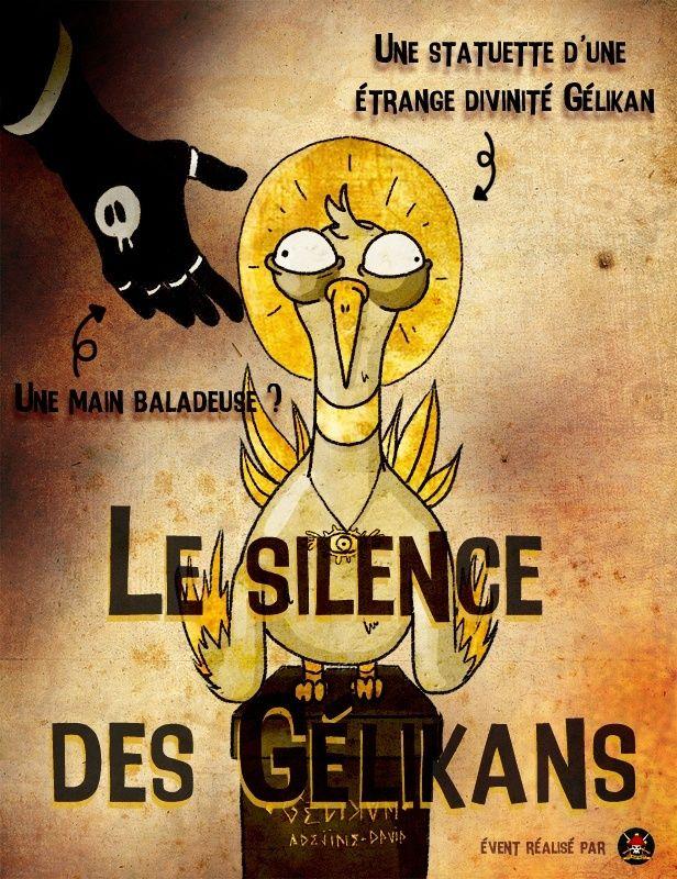 [Event] Le silence des Gélikans. Affich10