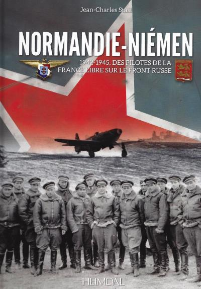 Normandie-Niémen Des pilotes de la France libre sur le front russe  Jean-Charles Stasi Norman10