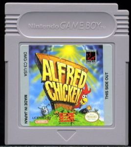Jeux Gameboy : cartouches, variantes, anecdotes Alfred10